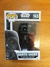 Funko Pop Vinilo Guerra De Las Galaxias Darth Vader 143
