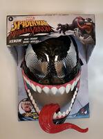 🔥2020 Marvel Spiderman Maximum Venom - Venom Mask VHTF Hasbro Avengers End Game