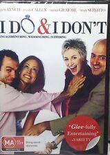 I Do & I Don't (DVD, 2012)  Brand new!