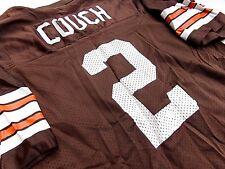 Vintage Tim Couch NFL Cleveland Browns #2 Starter Football Jersey VGUC