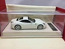 White Ferrari California 1:43 MR Collection