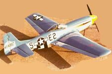 "Model Airplane Plans (UC): MUSTANG 58"" Stunter for .40 Engine by Al Rabe"
