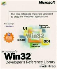 DV-Microsoft Professional: Microsoft Win32 Developer's Reference Library by...