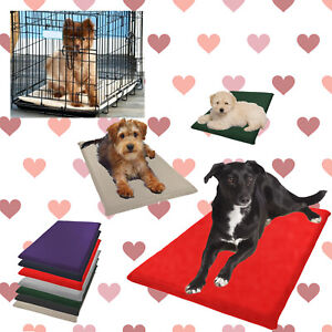 Waterproof Dog Cage Mat Travel Matt Tough and Durable Bed Blanket Mat