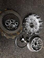 Suzuki RMZ 450 Complete Clutch Basket Hub Plates Springs BREAKING 2008-2012