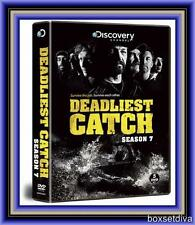 DEADLIEST CATCH - COMPLETE SEASON 7 **BRAND NEW DVD **