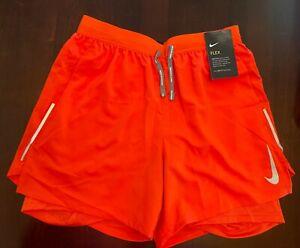 "X-Large Nike Men's 5"" Flex Stride 2-in-1 Running Shorts AJ7782 891"