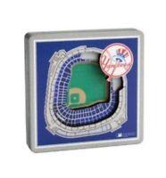MLB New York Yankees 3D Magnet. Free Shipping
