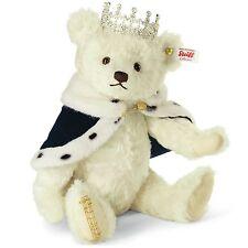 "Steiff ""LONG di regnare su noi"" LIMITED EDITION Teddy Bear EAN664779"