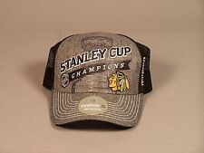 Chicago Blackhawks 2013 Stanley Cup Champions Cap - New with Tags - One Size