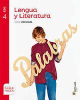 (16).LENGUA LIT. 4DBH (COMENTA) SABER HACER *EUSKADI*. ENVÍO URGENTE (ESPAÑA)