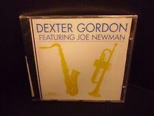 Dexter Gordon Featuring Joe Newman Sealed JAZZ CD Monad Records Top Hit Softly