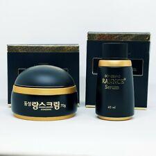 Dongsung Rannce Set Cream 70g + Serum 45ml Whitening Brightening K-Beauty