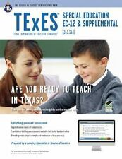 TExES Teacher Certification Test Prep: TExES Special Education EC-12 (161) by...