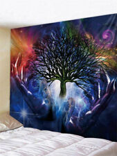 Mystic Tree Tapestry Art Room Wall Hanging Psychedlic Tapestries Decor US Stock