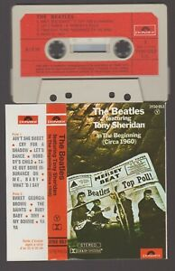The Beatles Cassette K7 tape MC In The Beginning France French Pressing 3150 053