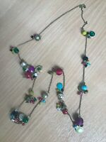 NECKLACE BY ACCESSORIZE MULTI BEAD 💕 J1206 **