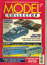 MODEL COLLECTOR Magazine April 1999 London STL Bus Triang Spot-On River Series