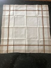 Vintage Handkerchief.