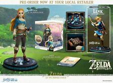 Legend of Zelda - Figur Statue Zelda Breath of the Wild BOTWZS - First 4 Figures
