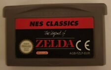 NES Classics - The Legend of Zelda - Nintendo Game Boy Advance