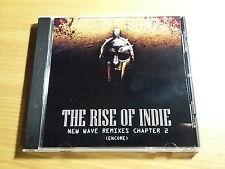 THE RISE OF INDIE - NEW WAVE REMIXES CD. Kraftwerk Berlin Industry Icehouse OOP