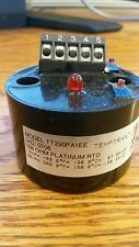 Minco Temptran  TT220PA1EE Isolated RTD Transmitter 100ohm platinum to 4/20ma