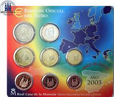 Stempelglanz Münzen aus Spanien