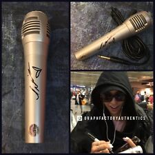 GFA Sexy Singer 2 On * TINASHE * Signed New Microphone EXACT PROOF T1 COA