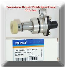 Trans Output/Vehicle Speed Sensor Fits: Chevrolet Geo Lexus Pontiac Toyota