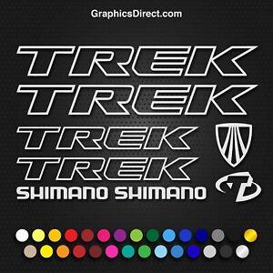 Trek Outline Graphics Set (BDS29)