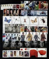 GB 2008 Commemorative Stamps~Year Set~Unmounted Mint~no m/s~UK Seller