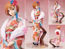 Anime Hatsune Miku Jouets Vocaloid Meiko Kimono Figurines Statues 21cm