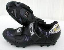 SIDI Cycling Shoes ~ Size 40~ Mountain Biking ~ Black ~ Bike