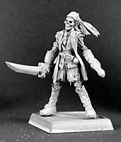Reaper Miniatures - 14272 - Blackknife, Razig Sergeant - Warlord