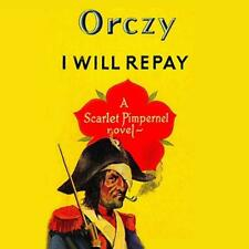 Scarlet Pimpernel Series by Baroness Orczy on MP3 CD - The First 3 Audioooks