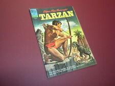 TARZAN OF THE APES #131 Dell Comics 1962 Edgar Rice Burroughs jungle
