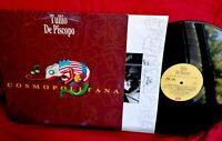 Tullio De PISCOPO Cosmopolitana LP 1993 MINT- Pop Italy