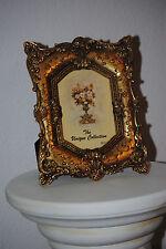 Bilderrahmen Gold Fotorahmen Rechteckig Rahmen Deko Antik Barock Shabby Stil 503