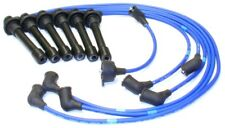 honda acura jdm ngk blue oem spark plug wire set he86 accord cl new