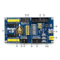 NRF51822 BLE4.0 Bluetooth BLE400 Mother Board 2.4G Wireless Module Expansion