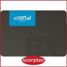 Crucial BX500 2.5 Inch 240GB SATA III Internal SSD