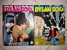 Dylan Dog Fumetto anni '90 - 2 fumetti - vintage - horror - comics, italia