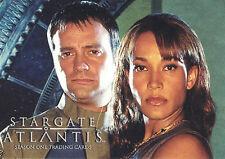 Stargate Atlantis Season 1 Trading Card Set (63 Cards)