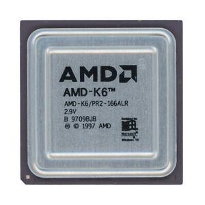 AMD-K6/PR2-166ALR 166MHz SOCKET 7