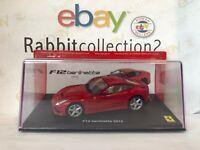"""DIE CAST """" F12 BERLINETTA 2012 """" FERRARI GT COLLECTION  SCALA 1/43"""
