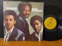 O'Jays - Back Stabbers Funk Soul Vinyl LP VG+