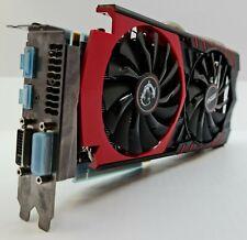 MSI NVIDIA GeForce GTX 970 GAMING 4G 4096MB Grafikkarte (V316-001R)