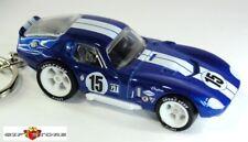 KEY CHAIN BLUE 65/66~1964/1965/1966 SHELBY COBRA DAYTONA COUPE CUSTOM LIMITED
