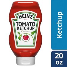 Heinz Tomato Ketchup 20 oz Bottle